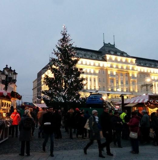 Christmas Market Bratislava