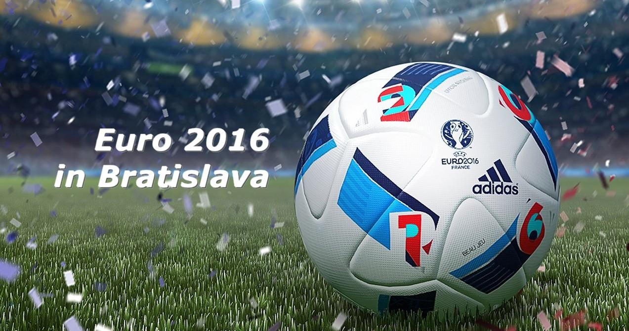 Euro 2016 in Bratislava